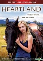 Heartland (DVD) (The Commplete Second Season) (CBC TV Drama) (US Version)