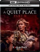 A Quiet Place Part 2 (4K Ultra HD + Blu-ray) (Japan Version)