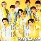 HELLO HELLO (Normal Edition) (Taiwan Version)