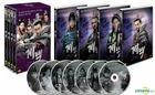 Gye Baek Vol. 2 of 2 (DVD) (7-Disc) (English Subtitled) (End) (MBC TV Drama) (First Press Limited Edition) (Korea Version)