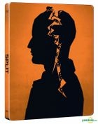 Split (Blu-ray) (Steelbook Limited Edition) (Korea Version)