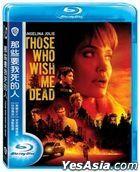 Those Who Wish Me Dead (2021) (Blu-ray) (Taiwan Version)