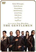 THE GENTLEMEN (DVD) (Japan Version)