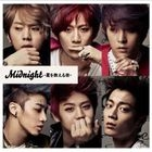 Midnight -Hoshi wo Kazoeru Yoru- (Jacket B)(SINGLE+DVD)(First Press Limited Edition)(Japan Version)