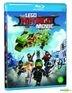 The LEGO Ninjago Movie (Blu-ray) (Korea Version)