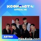 Astro - KCON:TACT 4 U Official MD (Fabric Poster)