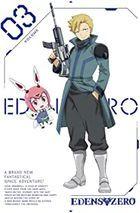 Edens Zero Vol.3 (DVD) (Japan Version)