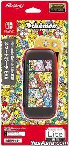 Nintendo Switch Lite 收纳袋EVA  宝可梦 漫画 (日本版)