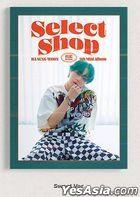 Ha Sung Woon Mini Album Vol. 5 Repackage - Select Shop (Sweet Version) + Random Poster in Tube