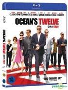 Ocean's Twelve (Blu-ray) (Korea Version)