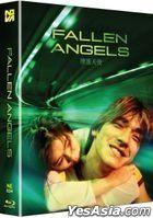 Fallen Angels Remastering (Blu-ray) (Steelbook Lenticular Full Slip Limited Edition) (Korea Version)