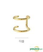 NU'EST Style - Histone Ear-cuff (Double) (Gold)