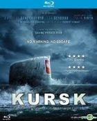 Kursk (2018) (Blu-ray) (Hong Kong Version)