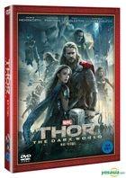 Thor : The Dark World (DVD) (Korea Version)