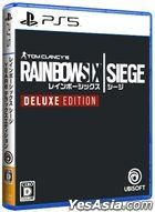 Tom Clancy's Rainbow Six Siege Year 6 Deluxe Edition (Japan Version)