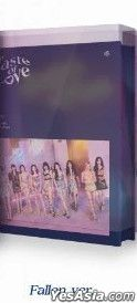 Twice Mini Album Vol. 10 - Taste of Love (Fallen Version) + Photo Card Set (Fallen Version) + Poster in Tube (Fallen Version)