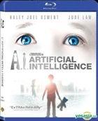 A.I. : Artificial Intelligence (Blu-ray) (Hong Kong Version)