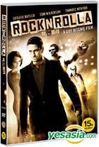 Rock N Rolla (DVD) (Korea Version)