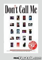 SHINee Vol. 7 - Don't Call Me (PhotoBook Version) (REALITY Version)