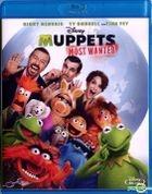 Muppets Most Wanted (2014) (Blu-ray) (Hong Kong Version)