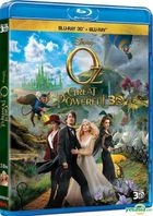 Oz: The Great and Powerful (2013) (Blu-ray) (2D + 3D) (Hong Kong Version)