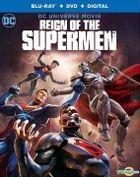 Reign of the Supermen (2019) (Blu-ray + DVD + Digital) (US Version)
