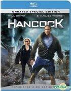 Hancock (Blu-ray) (Unrated Special Edition) (Korea Version)