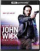 John Wick (4K Ultra HD + Blu-ray) (Japan Version)