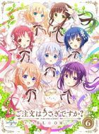 Is the Order a Rabbit? BLOOM Vol.6  (Blu-ray) (Japan Version)