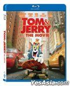 Tom & Jerry (2021) (Blu-ray) (Hong Kong Version)