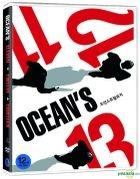 Ocean's Trilogy (DVD) (3-Disc) (Korea Version)