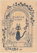 Kiki's Delivery Service 2022 Schedule Book (Large Size)
