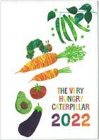 The Very Hungry Caterpillar 2022 Schedule Book