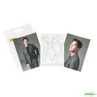 2019 Jang Ki Yong 1st Fan Meeting 'Filmography' Official Goods - Mini Poster Set