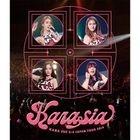 KARA 3rd JAPAN TOUR 2014 KARASIA [BLU-RAY] (First Press Limited Edition)(Japan Version)