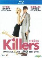 Killers (Blu-ray) (Hong Kong Version)