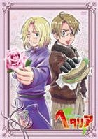 Hetalia Axis Powers (DVD + CD) (Vol.3) (First Press Limited Edition) (Japan Version)