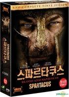 Spartacus : Blood And Sand (DVD) (6-Disc) (Korea Version)