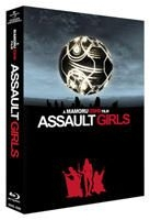 Assault Girls (Blu-ray) (English Audio) (Special Collector's Edition) (First Press Limited Edition) (Japan Version)