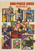One Piece 2022 Schedule Book