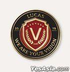 WayV 2021 Back to School Kit - Badge (Lucas)