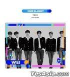 WEi - KCON:TACT Season 2 Official MD (Knee Blanket)