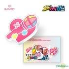 Gugudan SEMINA - Acrylic Badge & Candy Seal Set