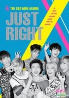 GOT7 Mini Album Vol. 3 - Just Right