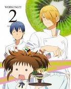 WORKING!!! Vol.2 (DVD) (Normal Edition)(Japan Version)