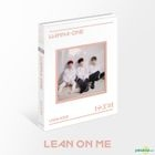 WANNA ONE Special Album - 1÷X=1 (UNDIVIDED) (Lean On Me Version) + Poster in Tube (Lean On Me Version)