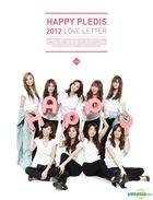 Happy Pledis 2012 'Love Letter'