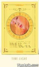YUKIKA Mini Album Vol. 1 - Timeabout (Time Light Version) + Poster in Tube (Time Light Version)