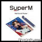 SuperM - Wall Scroll Poster (Kai Version)