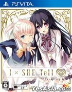 I×SHE Tell (Normal Edition) (Japan Version)